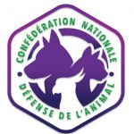Logo de la confédération nationale défense de l'animal